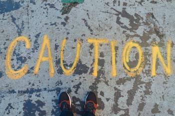 Caution 2